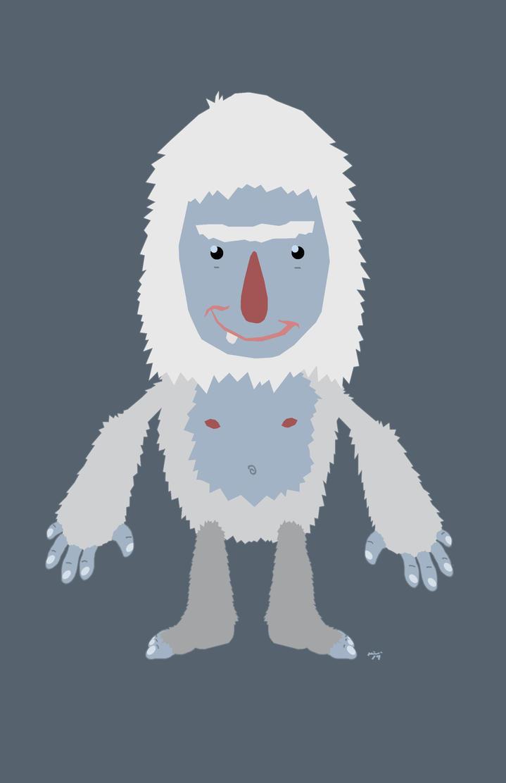 Yeti by KidneyTheft