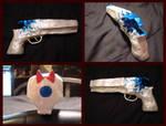 Back Lace Gun v.1