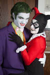 Harley and Joker - Crazy About You