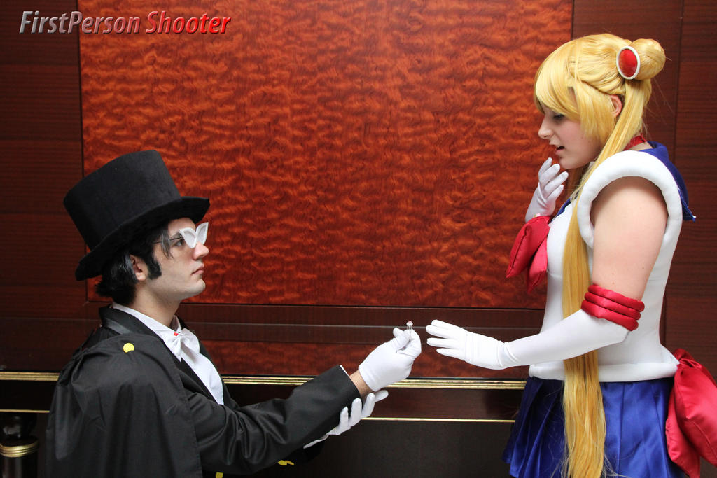 Sailor Moon - Cosmic Vow by Nyxiie