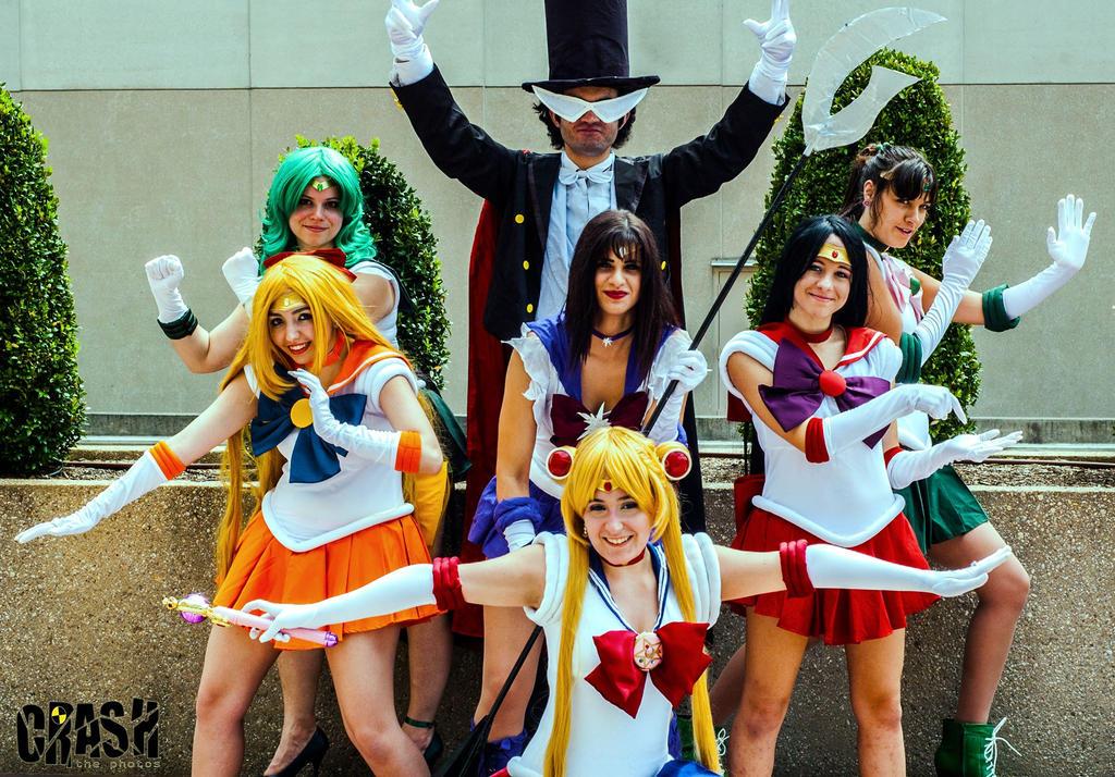 Sailor Moon - Code Name Scouts Next Door by Nyxiie ...  sc 1 st  DeviantArt & Sailor Moon - Code Name: Scouts Next Door by Nyxiie on DeviantArt