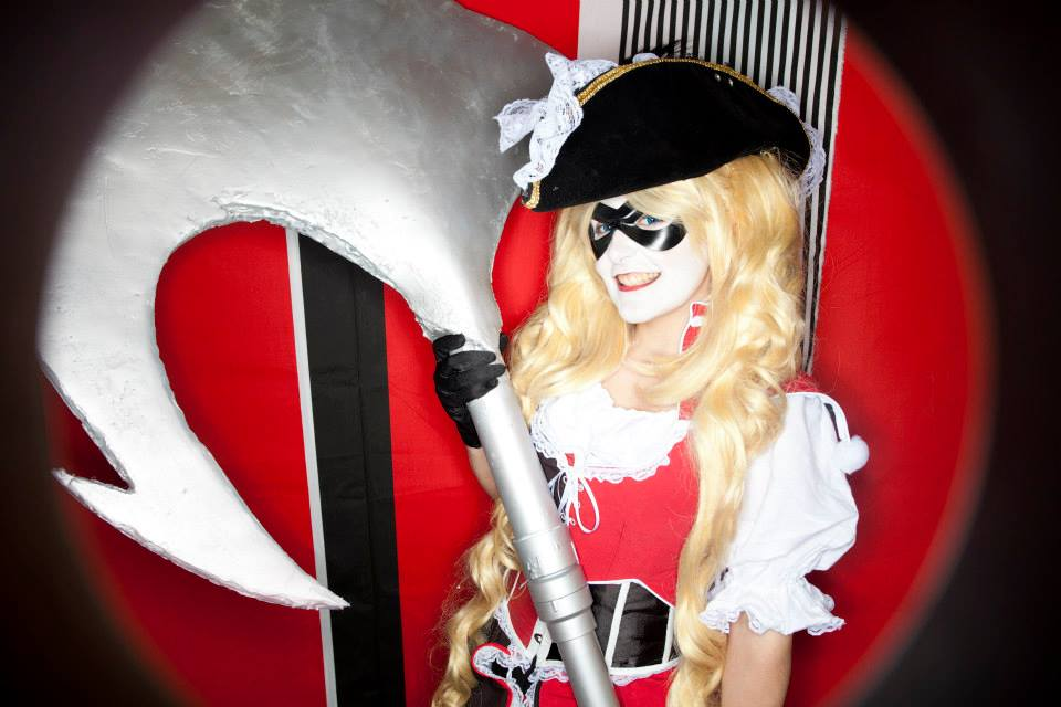 Pirate Harley Quinn Teaser by Nyxiie