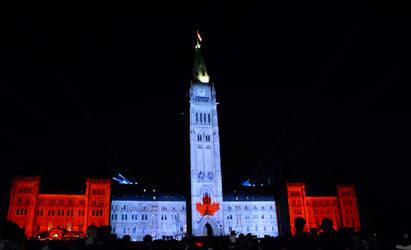 Northern Lights: Canada by OwlFeatherPhotos