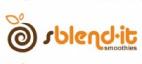Logo Sblendit Smoothiebar by menderto