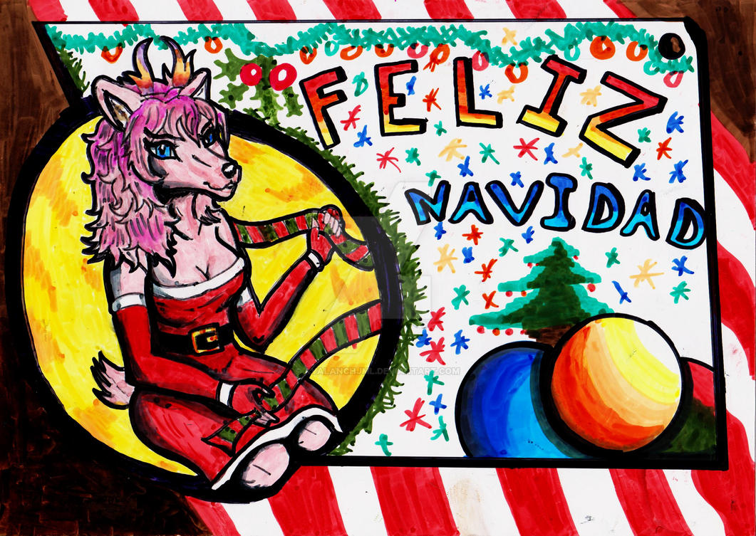 Trade Postal Navidad by AvalanchJML