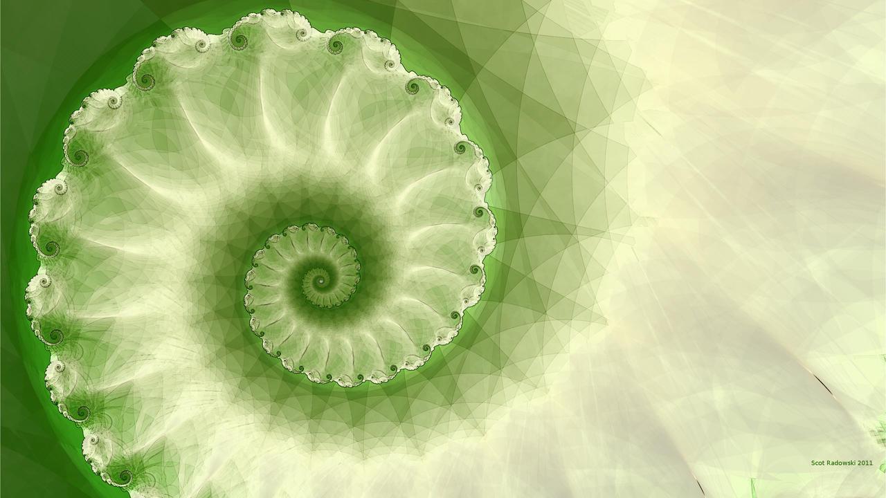 Soft Fibonacci Spiral v1