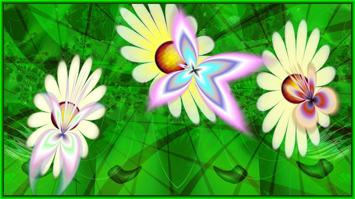 uf chain pong 90 butterfly garden by fractalfiend - Uf Butterfly Garden