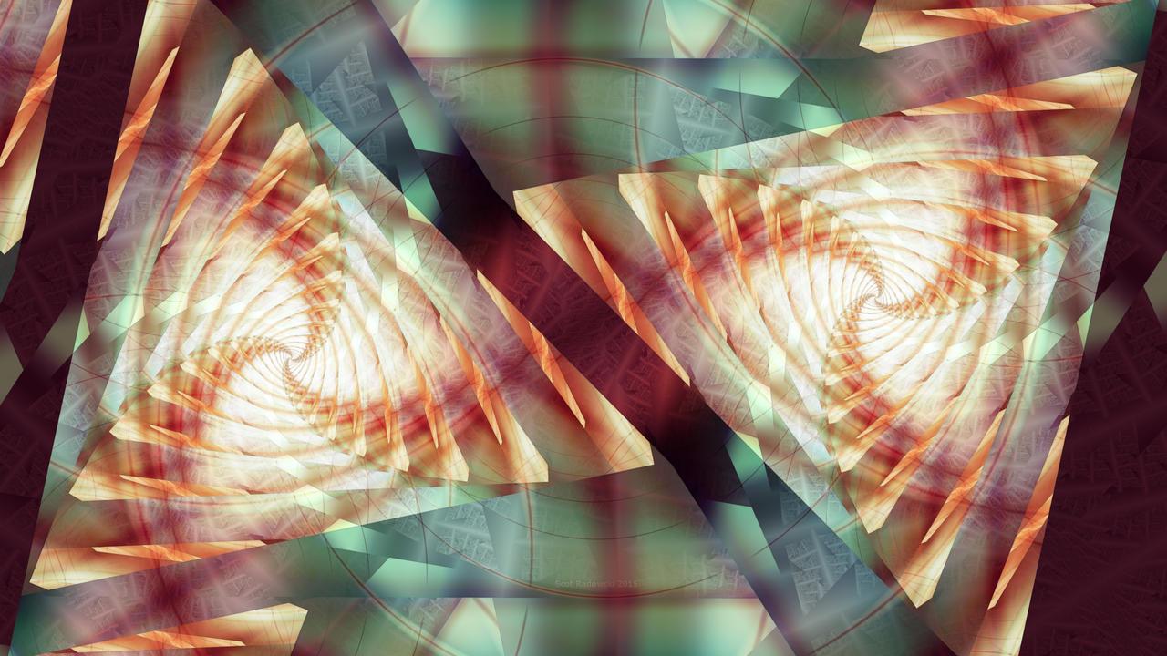 Fall ... ing by fractalfiend