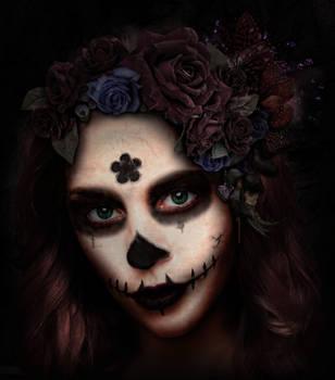 Dia de los muertos by Enlal