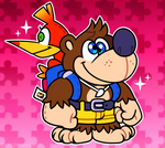Plushy Banjo-Kazooie
