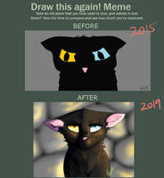 Draw This Again! [Meme] by KhaosDrawz