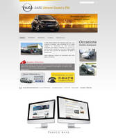 Opel Parthenay web site by TabulaRasaStudio