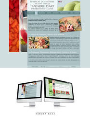 Design Tapestry syndicate by TabulaRasaStudio