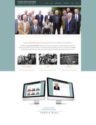 Union Deux-Sevres Website by TabulaRasaStudio