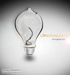 its a good idea... CONDONIZATE by elangeldeldestino