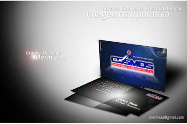 Cosmos ID - Corporate Image by elangeldeldestino