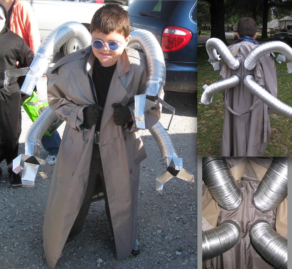 Doc Ock Costume Cosplay By Lid535 On Deviantart