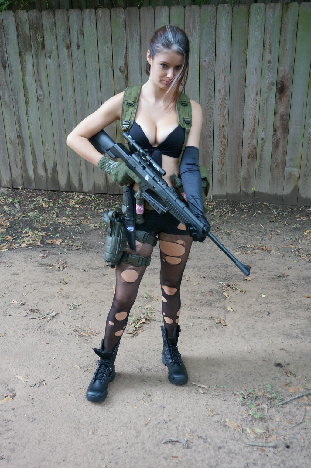 Quiet Mgs 5