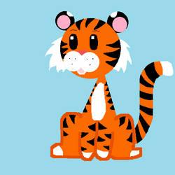 Tiger by purplelion12