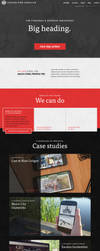 Centerfire Creative Agency website by jansin