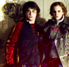 HP GOF avatar harry hermione by wylie-schatz