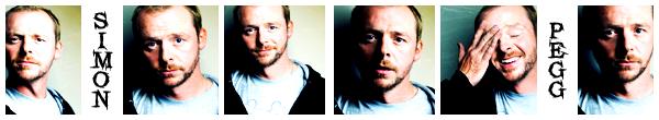 Simon Pegg banner by wylie-schatz