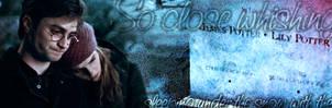 HP Godric's Hollow Banner
