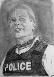 Drawing Gibbs 2 NCIS