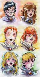 Wizard Children