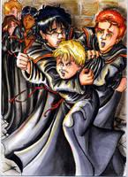 Neville's Wrath by GalacticDustBunnies