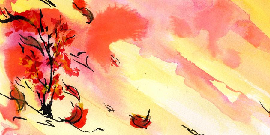Four Seasons: Fall by GalacticDustBunnies