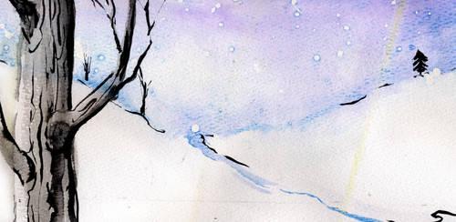 Four Seasons: Winter by GalacticDustBunnies