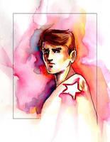 Bucky Barnes by GalacticDustBunnies
