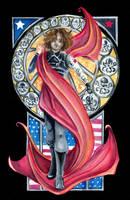 Winter Soldier by GalacticDustBunnies
