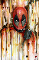 DeadPool by GalacticDustBunnies