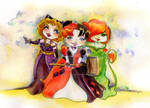 Gotham Princesses