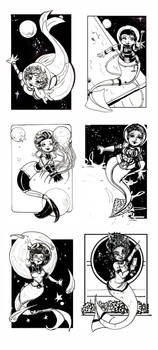 Space Mermaids 2016