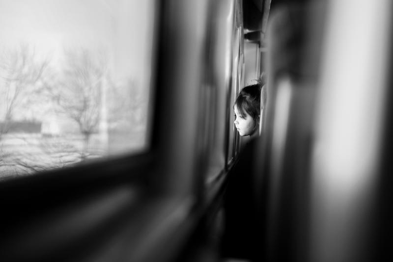 Train journey by DaniRDA