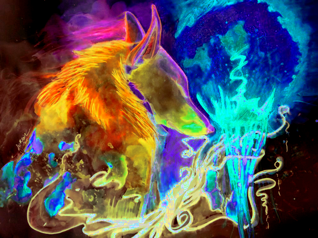 Universe Healer by Alikra