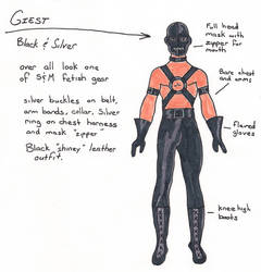 Geist ref sheet