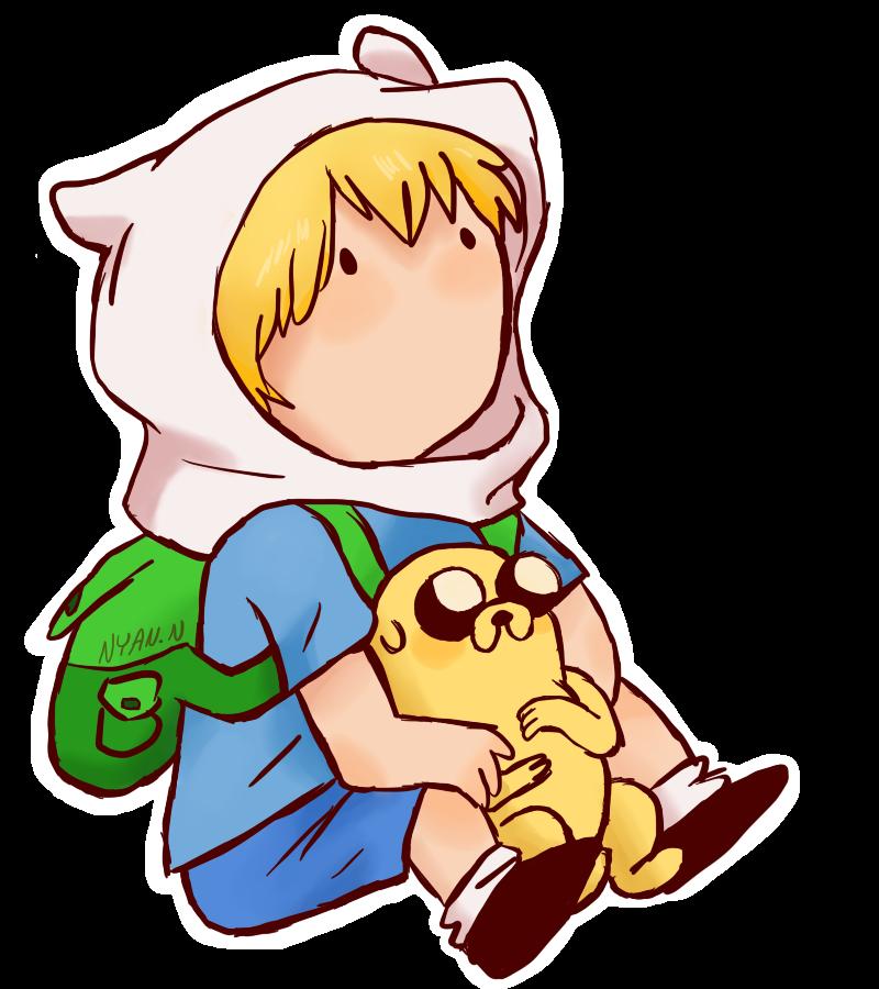 AT: Finn and Jake by NyanNekiro
