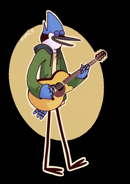Acoustic Guitar by NyanNekiro
