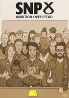 Ambition over fear
