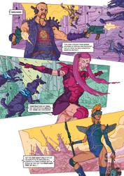 Killtopia page 1 by CraigPaton