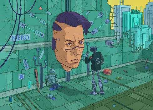 Shinji Wall