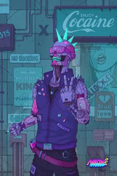 Neon Wasteland