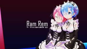 Rezero ram rem