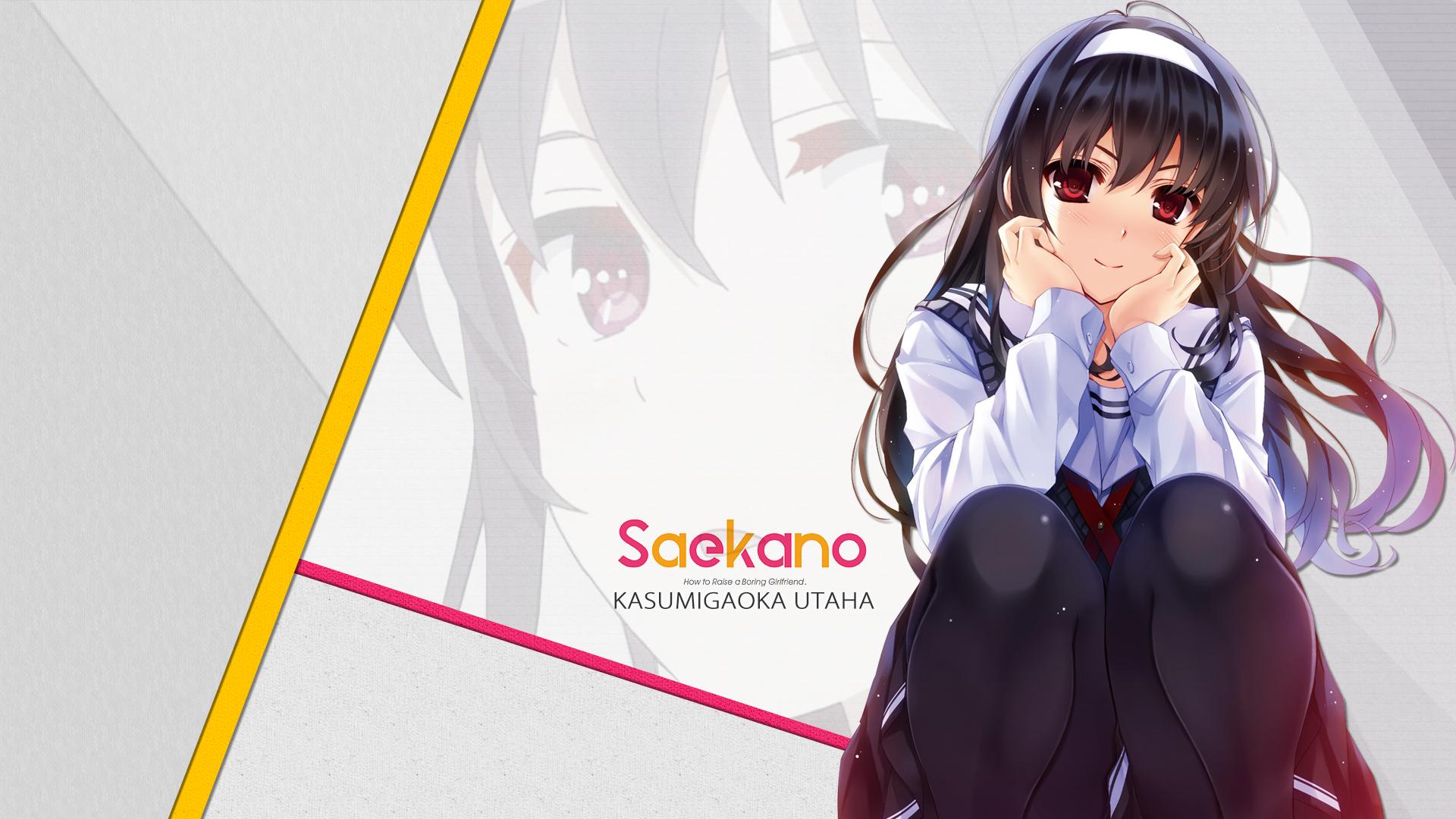 Image result for saekano wallpaper