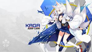 KAGA Azure Lane by eriri94