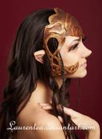 Elvan Warrior part two_Profile by Laurentea